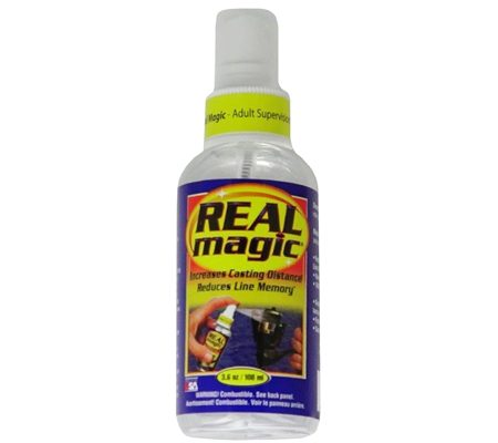 REAL MAGIC 3.6 OZ PUMP-Reduce Line Memory-Increase Distance