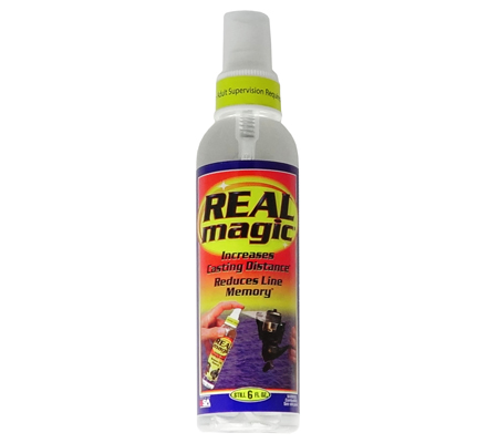 #86 REAL MAGIC 6 0Z PUMP BOTTLE