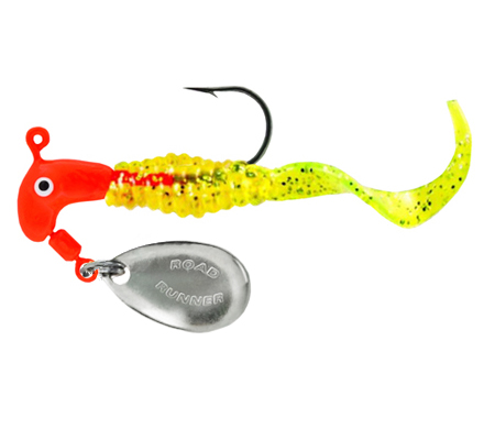 Curly Tail Road Runner Lures