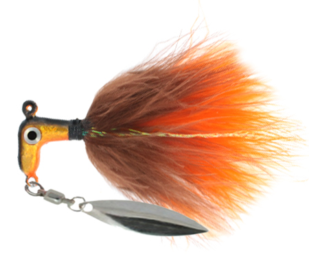 Marabou Pro! The Ultimate Hair Jig!