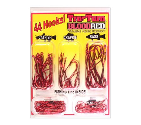 Tru-Turn BLOOD RED KIT