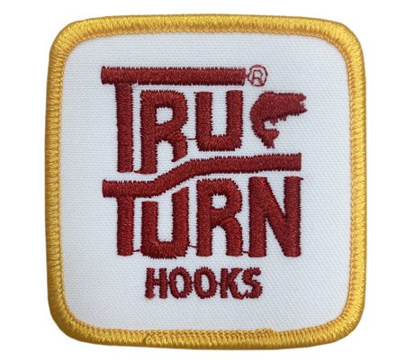 TRU-TURN IRON-ON PATCH
