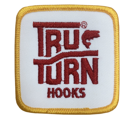 TRU-TURN IRON-ON PATCH