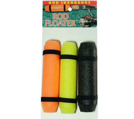 Rod Floaters OBY Colors 6 Inch