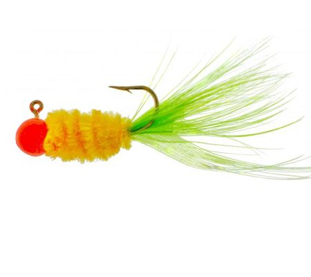 Mr. Crappie Slab Daddy Lures