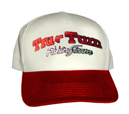 TRU-TURN FISHING TEAM CAP