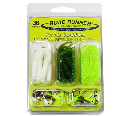 Road Runner Conditions Kit, 36 Piece -50-36-ALL CONDITIONS