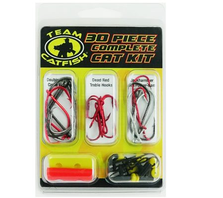 Team Catfish Cat Kit, TCK-10 ,30 Piece